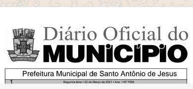 Foto de Covid-19: Prefeitura de Santo Antônio de Jesus publica novo decreto