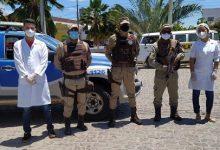 Foto de Itatim: Estabelecimentos foram notificados após ação da vigilância e PM