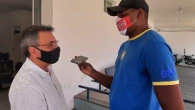 """Foto de """"Nós não temos como dar suporte as pessoas que precisam de assistência hospitalar"""", afirma secretário Leonel Cafezeiro sobre casos de covid-19 em SAJ"""
