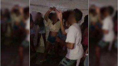 Foto de Polícia encerra festa com mais de 30 pessoas em Madre de Deus