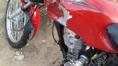 Foto de Cabaceiras do Paraguaçu: Um morreu e outro ficou ferido após colisão entre duas motos
