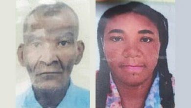 Foto de Laje: Pai e filha foram as vítimas fatais do acidente  com ambulância na BR-101 na madrugada desta quarta (31)