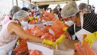 Foto de Em primeiro dia de entregas, secretaria distribui cerca de sete toneladas de peixe em Santo Antônio de Jesus