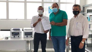 Foto de Conceição do Almeida cedeu dois respiradores  para Santo Antônio de Jesus