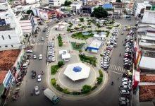 Foto de SAJ: Prefeitura flexibiliza reabertura de comércio nesta quarta (03), mas mantém toque de recolher