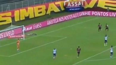 Foto de Deu Vitória contra o Bahia no Barradão pela Copa do Nordeste