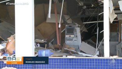 Foto de Bahia: Criminosos atacam segunda agência do Banco do Brasil em quatro dias