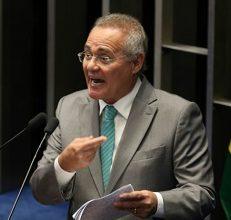 Foto de Renan Calheiros é confirmado relator da CPI da Covid