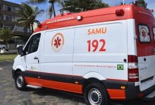 Foto de Salvador: Ambulância do SAMU é interceptada por bandidos