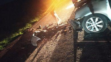Foto de Duas vítimas fatais em grave acidente entre Amargosa e Milagres
