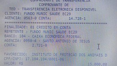 Foto de Prefeitura faz repasse de R$ 15 mil à ONG Amo Animais