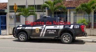 Foto de SAJ: Tio, tia e primo são presos após denúncia de estupro de menina de 8 anos