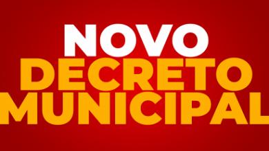 Foto de Decreto prevê novas medidas restritivas até 19 de Abril em Santo Antônio de Jesus