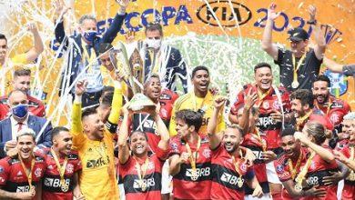 Foto de Supercopa: Nos pênaltis, Flamengo bate Palmeiras e leva o primeiro título da temporada