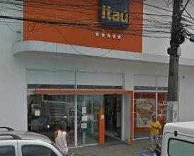 Foto de Cruz das Almas: Agência do Itaú sofre tentativa de furto