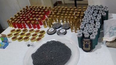 Foto de Ação policial apreende munições, espoletas e chumbo em mercado de Jiquiriçá