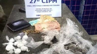 Foto de São Felipe: Polícia prende homem envolvido no tráfico de drogas