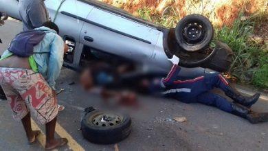 Foto de Acidente grave na estrada de Varzedo deixa vítima fatal