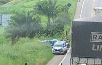 Foto de Dois acusados de praticar assaltos tombam em confronto com a polícia na BR-101
