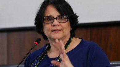 Foto de Ministra Damares visita a prefeita de Cachoeira em comitiva