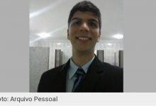 Foto de SAJ: Rafael morre aos 26 anos após ser diagnosticado com meningite fúngica
