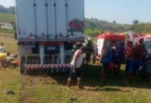 Foto de SAJ: Acidente grave na Praia do Dendê deixa duas vítimas fatais