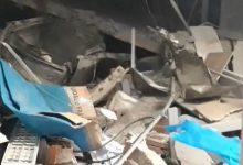 Foto de Correntina: Três agências bancárias foram destruídas simultaneamente
