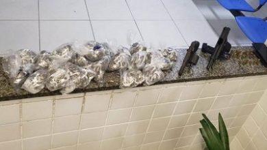 Foto de Vera Cruz: Preso traficante que distribuía drogas em Mar Grande