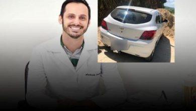 Foto de Médico segue desaparecido após ter carro encontrado na BR-101; caso foi registrado na 2ª delegacia de Feira de Santana.