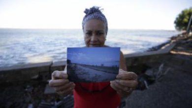 Foto de Itaparica: Maré causa estragos em Cacha Pregos