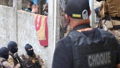 Foto de Salvador: Família feita refém dentro de casa é liberada e polícia prende suspeitos em Santa Cruz