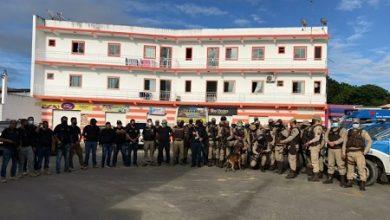 Foto de Polícia realiza operação em Varzedo e prende 9 pessoas e apreende drogas
