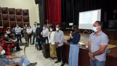 Foto de SAJ: Comitê Covid realizou coletiva de imprensa na manhã desta quinta-feira (17)