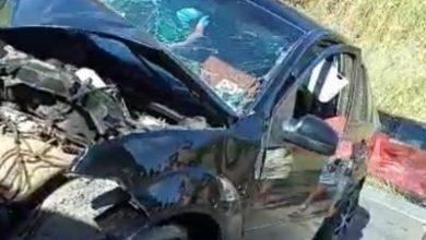 Foto de Acidente grave no trecho de Conceição do Almeida deixa feridos