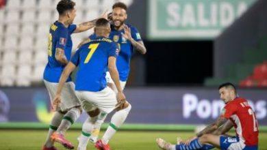 Foto de Brasil vence o Paraguai por 2 a 0, e dispara nas Eliminatórias