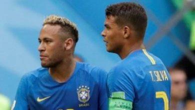 """Foto de Zagueiro do Brasil revela provocação de peruanos a Neymar e afirma: """"Quanto mais cutuca, pior é"""""""