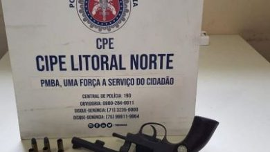 Foto de Homem tomba em confronto com a Polícia Militar em Governador Mangabeira