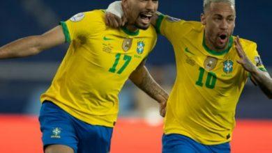 Foto de Brasil vence o Chile com gol de Paquetá e garante vaga na semifinal da Copa América