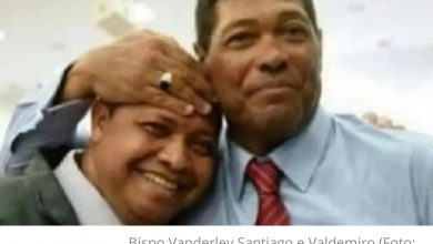 Foto de Irmão do apóstolo Valdemiro Santiago morre de covid-19