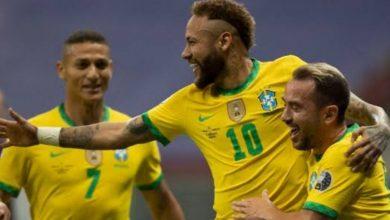 Foto de Mesmo com vice da Copa América Brasil deve assumir vice-liderança do ranking da Fifa
