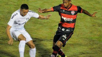 Foto de No Barradão Vitória perde para o Grêmio pela Copa do Brasil