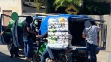 Foto de SAJ: Polícia prende dois homens por porte ilegal de arma de fogo e tráfico de drogas