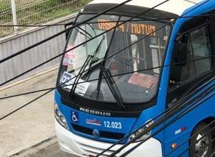 Foto de SAJ: Passageiros relatam transtorno após ônibus da nova empresa Romastur quebrar