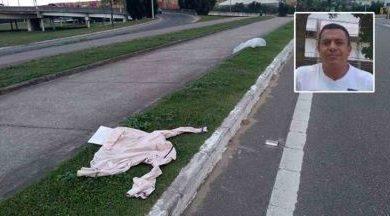 Foto de Pastor da A.D é assassinado com tiro no peito em possível tentativa de assalto