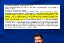 Foto de Rogério Andrade comemora contrato da SESAB com a Santa Casa para oferecer diagnóstico e tratamento do Câncer gratuitamente em SAJ