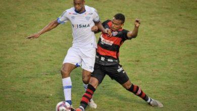 Foto de Vitória empata dentro de casa com o Avaí e ocupa a 15ª posição do Brasileirão da Série B