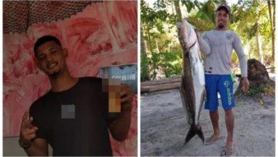 Foto de Pescadores que estavam desaparecidos em Barra Grande foram encontrados vivos em Guaibim