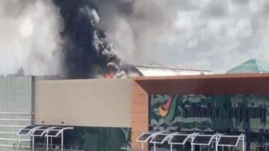 Foto de Incêndio atinge restaurante da praça de alimentação do Salvador Shopping