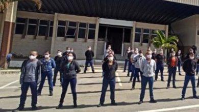 Foto de Na Bahia Polícia Militar inicia formação de novos soldados