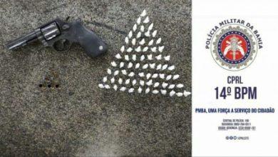 Foto de Suspeito de cometer crimes em Laje, SAJ e Varzedo morre em confronto com a polícia